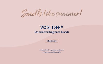 Smells like Summer!